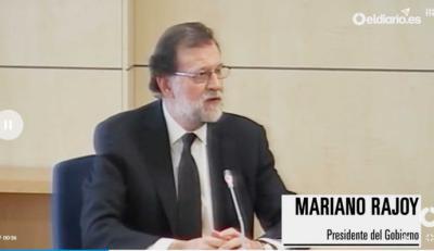 Mariano Rajoy, en 2017