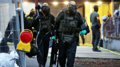 Terrorista detenido en Alemania quería atentar con ricina en lugar concurrido