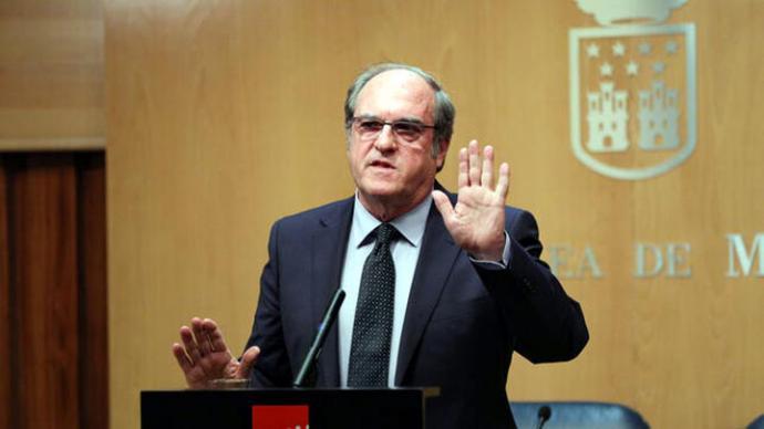 """Gabilondo cree que una investidura sin candidato coincide con la línea de Cs de """"esperar"""" para lograr pacto con PP."""