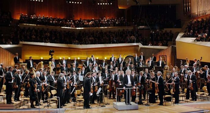 La Orquesta Filarmónica de Berlín