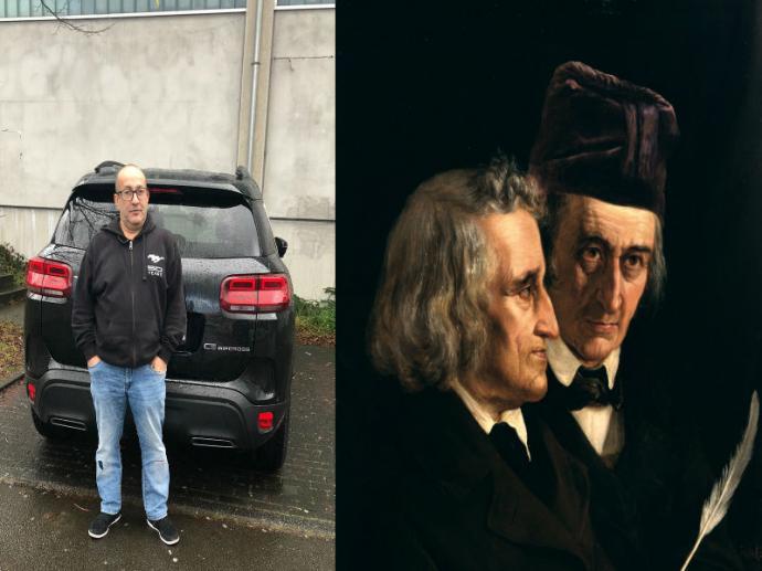 Vida y obra de los hermanos Grimm