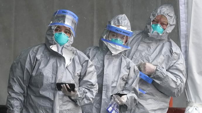 Pandemia suma 245.576 muertos en todo mundo