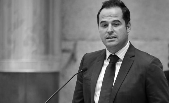 Ignacio Aguado (C's) VP de la Comunidad de Madrid