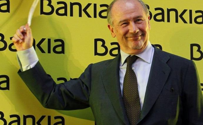 Rodrigo Rato, el día en que BANKIA salió a Bolsa