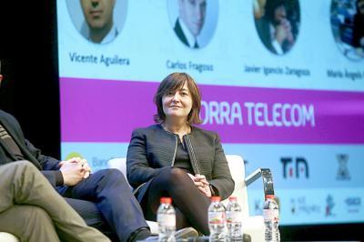 La jueza María Angels Moreno Aguirre, de Andorra