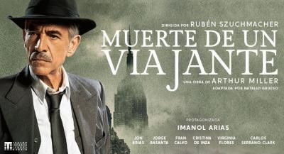 """""""Muerte de un viajante"""", obra maestra de Arthur Miller, en una interpretación insuperable de Imanol Arias y grupo de actores"""