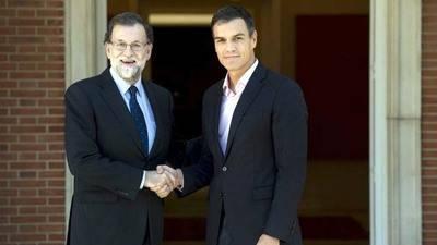España y Cataluña mueven sus fichas ante riesgo de ruptura