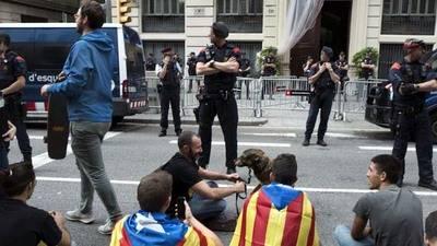Unión Europea descarta mediación entre Madrid y Cataluña