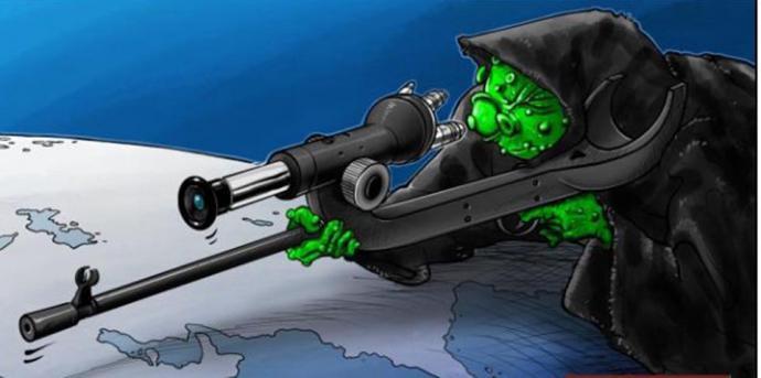 La producción de virus y las guerras del futuro
