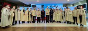 La Orden del Camino de Santiago ha celebrado una jornada con la participación de 24 países