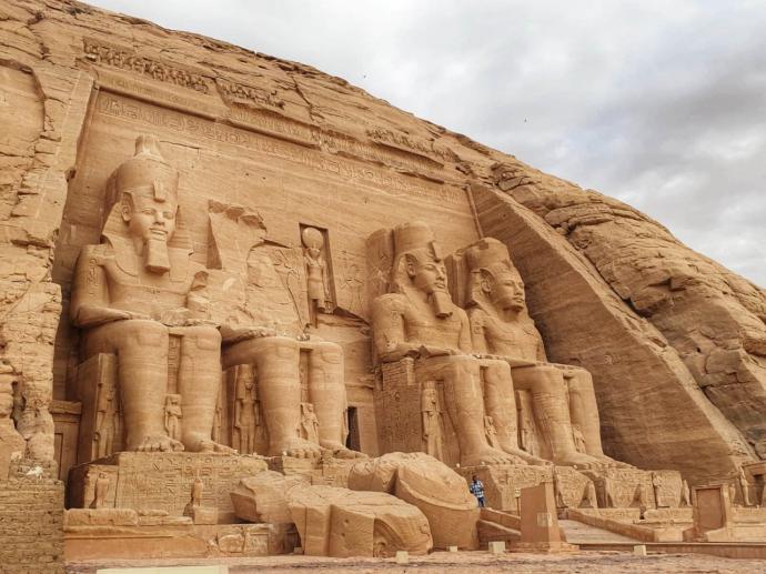 Los templos egipcios I