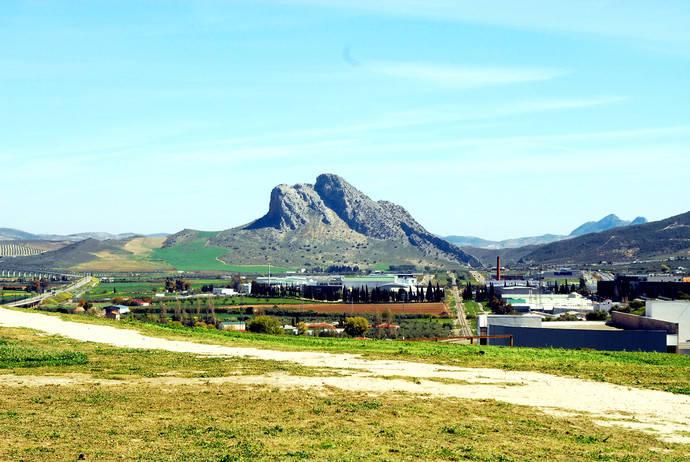 'La Montaña de Los Enamorados' (Foto: Alexandra Alvarado)