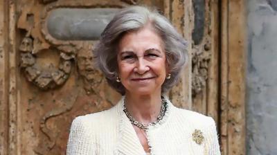 La reina Sofía, mantendrá su residencia en el Palacio de la Zarzuela