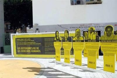 Tomada de Amnistía Internacional