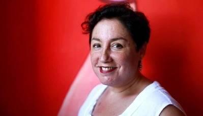 Beatriz Sánchez, ex candidata presidencial por el Frente Amplio en Chile