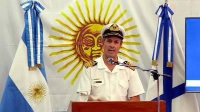 Armada Argentina afirma que quizá no se sepa nunca qué sucedió al submarino