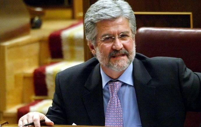 El político socialista Manuel Marín