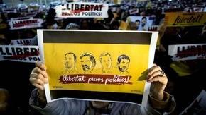 Inicia cuenta regresiva para elecciones de Cataluña con candidatos presos