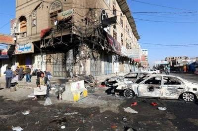 Al menos 234 muertos dejan recientes combates en la capital de Yemen