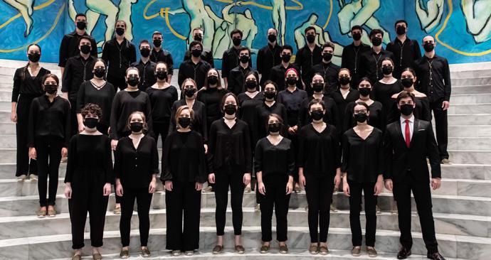 El Coro Joven Santander ganó el concurso de Villancicos de Santander