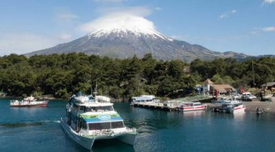 Ruta lagos y volcanes se formaliza como la primera ruta escénica de Chile
