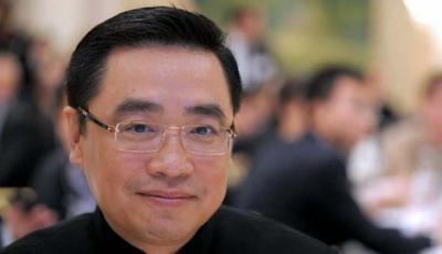 El multimillonario chino Wang Jian murió el martes a los 57 años tras una caída accidental mientras hacía turismo