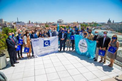 """La bandera """"Q"""" de Calidad Turística llega a 324 playas españolas"""