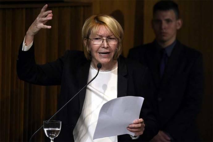 La ofensiva de la fiscal venezolana en 10 frases