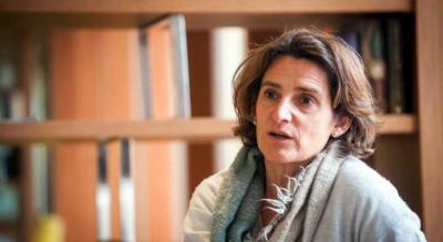 La exsecretaria de Estado de Cambio Climático Teresa Ribera.