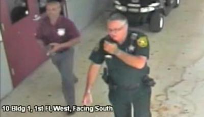 Parkland: Scot Peterson fue arrestado por negligencia un año después de la masacre en la escuela de Florida | Estados Unidos.