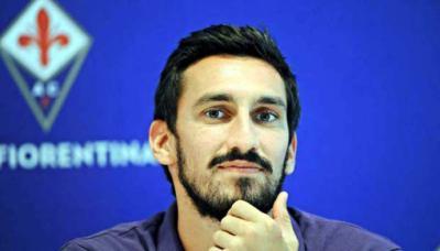 Muere Davide Astori, capitán de la Fiorentina.