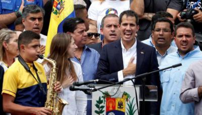 """Juan Guaidó a Fuerzas Armadas de Venezuela: """"¿Qué más van a esperar?"""""""