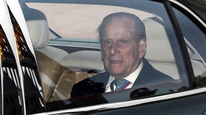 Felipe, duque de Edimburgo, nació el 10 de junio de 1921 en Corfú como príncipe de Grecia y Dinamarca.