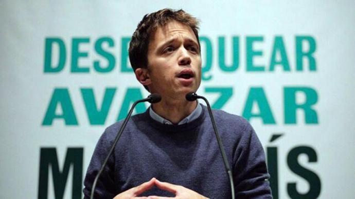 Íñigo Errejón, sobre el debate: 'Por lo que he visto hoy, estamos cerca de unas terceras elecciones'