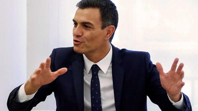 Sánchez se reafirma en acabar la legislatura pese al órdago de Torra y la fecha de las elecciones andaluzas