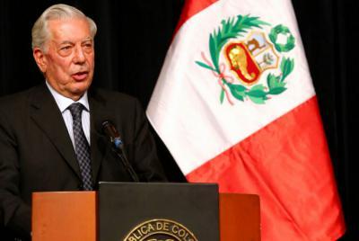 Mario Vargas Llosa, en una imagen de archivo...
