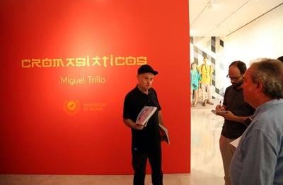 """Miguel Trillo: Exposición """"Cromasiáticos"""""""