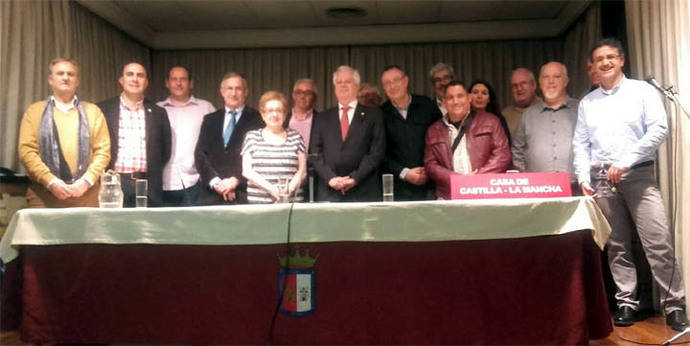 El grupo Quinarte: Encuentro con Municipios