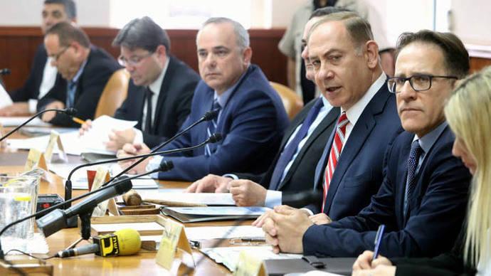 Israel presenta plan económico y de transporte para la paz en Medio Oriente