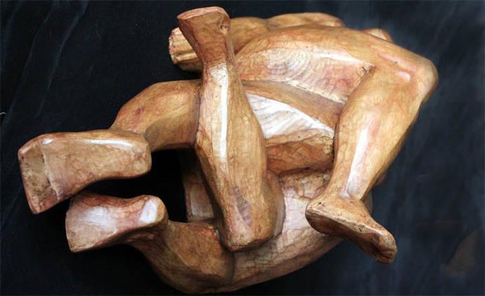 Joaquín García Donaire y el lenguaje escultórico