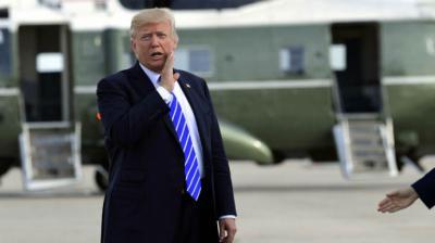Donald Trump admite que su hijo se reunió con rusa para obtener información de Hillary Clinton
