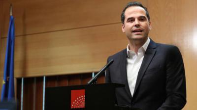 """""""Una cosa es permitir la investidura y otra ser cómplice de las tramas de corrupción que alberga"""", ha señalado Ignacio Aguado"""