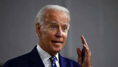 Biden se irrita cuando le preguntan si se hará una prueba cognitiva