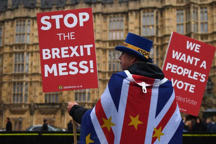 Casi la mitad de los británicos creen que el 'brexit' fue una mala decisión