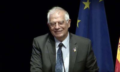 Borrell pide 'luchar' contra la idea de que 'eres un traidor si no estás a favor de la independencia de Catalunya'