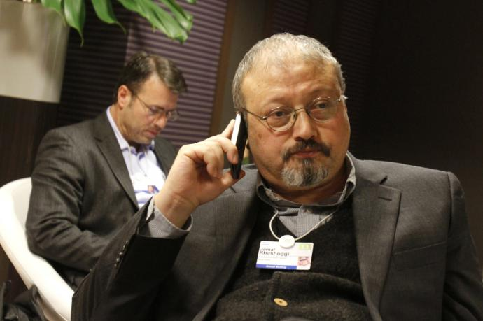 El periodista de Arabia Saudita Jamal Khashoggi desapareció el 2 de octubre.