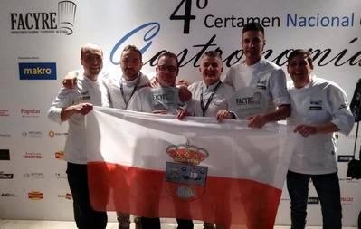 Cantabria triunfa en el IV Certamen Nacional de Gastronomía celebrado en Madrid
