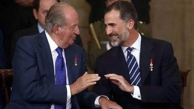 El rey emérito Juan Carlos de Borbón cumple 80 años