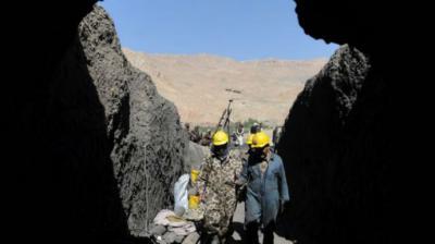 30 muertos por colapso de una mina de oro en Afganistán