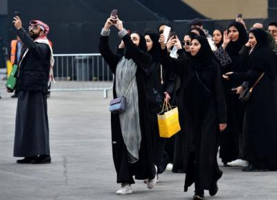 Muchas mujeres en Arabia Saudita no se enteran de su divorcio.